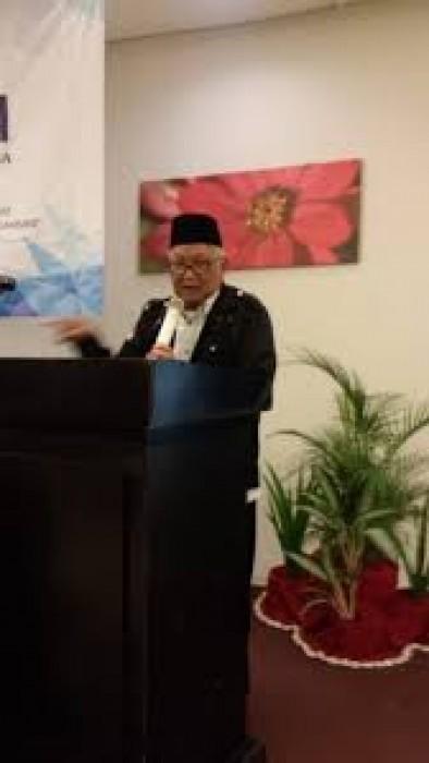 Dr. H. Nurdin Singadimedja SH, MH., didaulat jadi Ketua Dewan Penasehat.